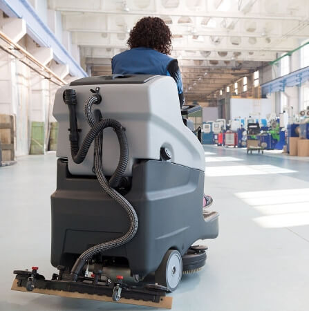 Industrial <br> Cleaning